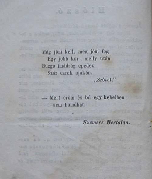 szozat