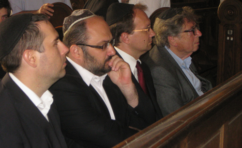 Csizi Péter, Nagy csaba, Hoppál Péter, Konrád György