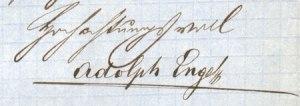 A-E-unterschrift