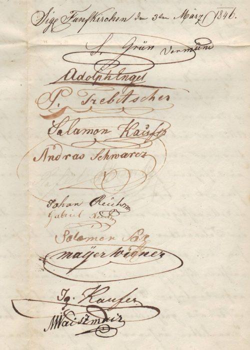 Vorstand1846