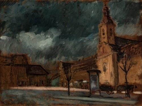 Károly Ernő: Vidéki városban (1930-as évek)