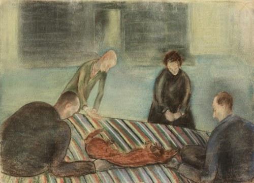 Dr. Kellermann Emil: Négyen az asztalnál