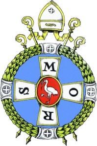 A Cisztercita Rend címere
