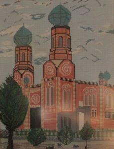 A szombathelyi zsinagóga
