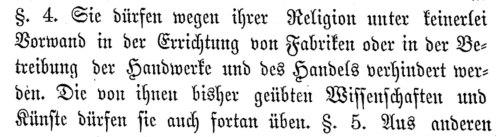 Júda Leib Löw könyvének egyik idézett részlete.